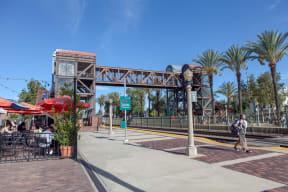 Close to the Fullerton MetroLink at Malden Station by Windsor, 250 W Santa Fe Ave, Fullerton