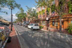 Walk Score of 96 out of 100 at Crescent at Fells Point by Windsor, Baltimore, 21231