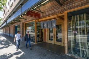 Great Dining Options Near Allegro at Jack London Square, 94607, CA