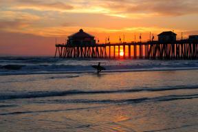 Enjoy Surfing or Relaxing at the Beach near Boardwalk by Windsor, Huntington Beach, 92647
