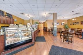 Close to Jitter's Café at Windsor at Oak Grove, Massachusetts, 02176