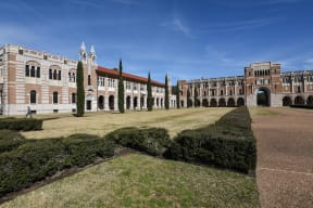 Rice University is 1.5 Miles Away from Windsor at West University, 77005, TX