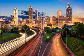 All-Access Location at Morningside Atlanta by Windsor, 1845 Piedmont Ave NE, GA