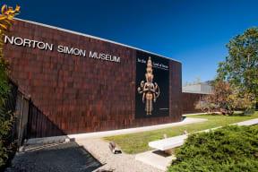 Enjoy the Norton Simon Museum near Terraces at Paseo Colorado, 375 E. Green Street, CA