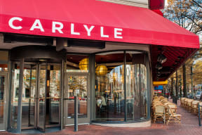 Carlyle Grand Café Around the Corner from IO Piazza by Windsor, 2727 South Quincy Street, VA