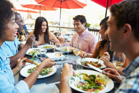 Close by Restaurants at Allure by Windsor, 6750 Congress Avenue, Boca Raton