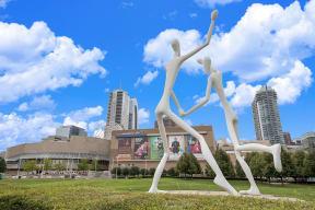 Public Park and Artwork near Platt Park by Windsor, Denver, CO, 80210