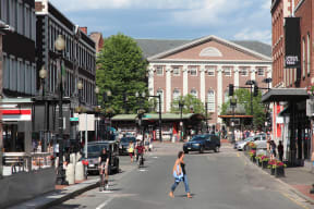 Harvard Square Is Easily Accessible from Windsor at Cambridge Park, 02140, MA