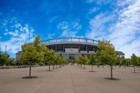 Mile High Stadium near The Manhattan Tower and Lofts, Denver, 80202