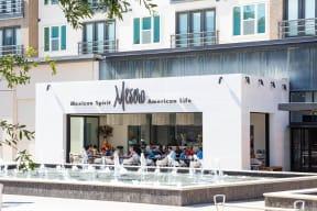 Award-winning restaurants right around the corner from Metro West, Plano, TX