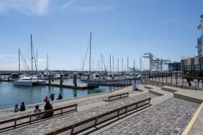 Waterfront Views near Allegro Jack London Square, 240 3rd Street, CA