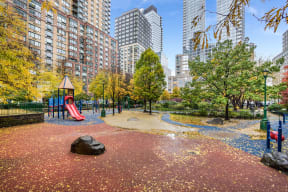 Nearby Parks at The Aldyn, New York, New York