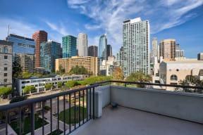 Cityviews  at Renaissance Tower, 501 W. Olympic Boulevard, CA