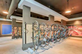 Amenities-Bike Storage at Platt Park by Windsor, Denver, CO, 80210