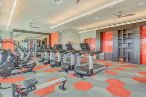 Fitness Center at Blu Harbor by Windsor