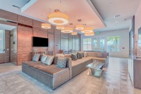 Clubhouse and Social Lounge at Blu Harbor by Windsor