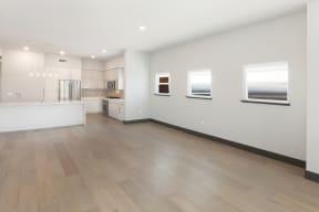 Hardwood Floors in Penthouses at Blu Harbor by Windsor, CA, 94063