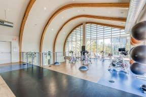 Complete Fitness Center at Boardwalk by Windsor