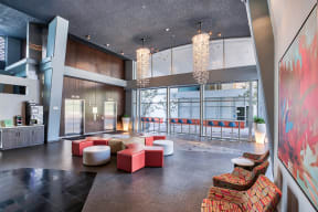 On-Site Management and 24-Hour Door Attendant at Renaissance Tower, 501 W. Olympic Boulevard, CA