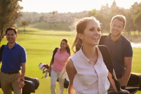 Spend a day on the golf course in Delray Beach, Florida at Windsor at Delray Beach, Florida, 33483