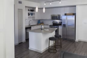 We offer gourmet kitchens with chef's islands at our Delray Beach, FL apartments at Windsor at Delray Beach, Delray Beach, FL