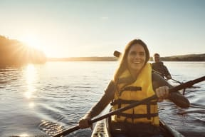 Complimentary Sea Kayaks For Residents at Blu Harbor by Windsor, 1 Blu Harbor Blvd, Redwood City