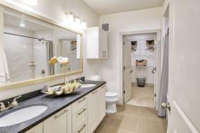 ModelHomes-Bathroom at Platt Park by Windsor, Denver, Colorado