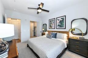 Large bedroom at Elevate West Village, GA, 30080