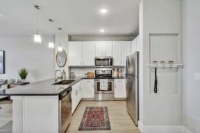 Gourmet Kitchens with Prep Islands at Windsor Ridge, Austin, 78727