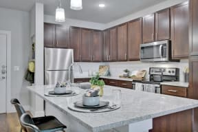 Stainless Steel Appliances at Windsor Ridge, Texas, 78727