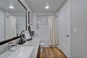 Luxurious Bathrooms at Windsor Ridge, Austin, 78727