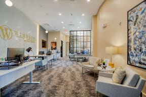 Leasing Office at Windsor at Oak Grove