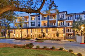 Elegant Exterior View Of Property at Windsor Ridge, Texas