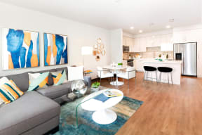 Expansive Floor Plans at Blu Harbor by Windsor, Redwood City, California