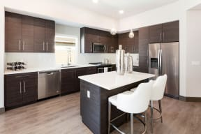 Chef Inspired Kitchen with high end cabinetry at Blu Harbor by Windsor, California, 94063