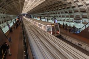 Close to public transportation at The Woodley, Washington, DC