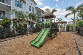 Playground for kids at Windsor at Delray Beach, Delray Beach, FL 33483