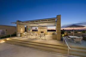 The Sovereign Club offers 42,000 sq ft of amenity space, at The Sovereign at Regent Square, 3233 West Dallas, Houston