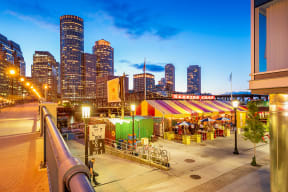 Endless Options for Shopping, Exploring, and Entertainment in Seaport District