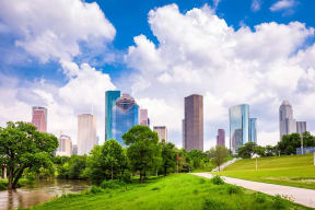 Urban city living, at The Sovereign at Regent Square, 3233 West Dallas, Houston, TX 77019