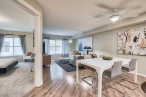 Bright Picture Windows at Tera Apartments, Kirkland, 98033