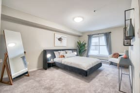 Spacious Bedrooms at Tera Apartments, Kirkland, 98033