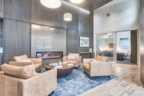 Onsite Leasing Office at Tera Apartments, Kirkland, 98033