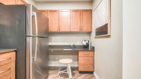 Home Office Space at Tera Apartments, 98033, WA