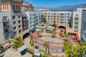 Shopping Village at Terraces at Paseo Colorado