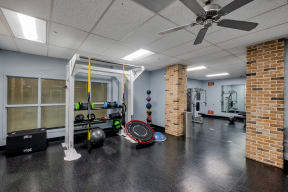 Fitness Center at Terraces at Paseo Colorado