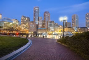 Minutes to Harborwalk from Waterside Place by Windsor, 505 Congress S, MA