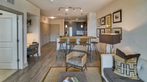Wood Style Flooring at Windsor Oak Hill, 6701 Rialto Blvd, Austin
