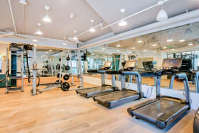 Fitness Center at Dogpatch, San Francisco