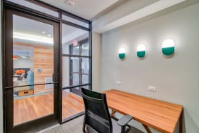 Private working space at Windsor Ridge Austin